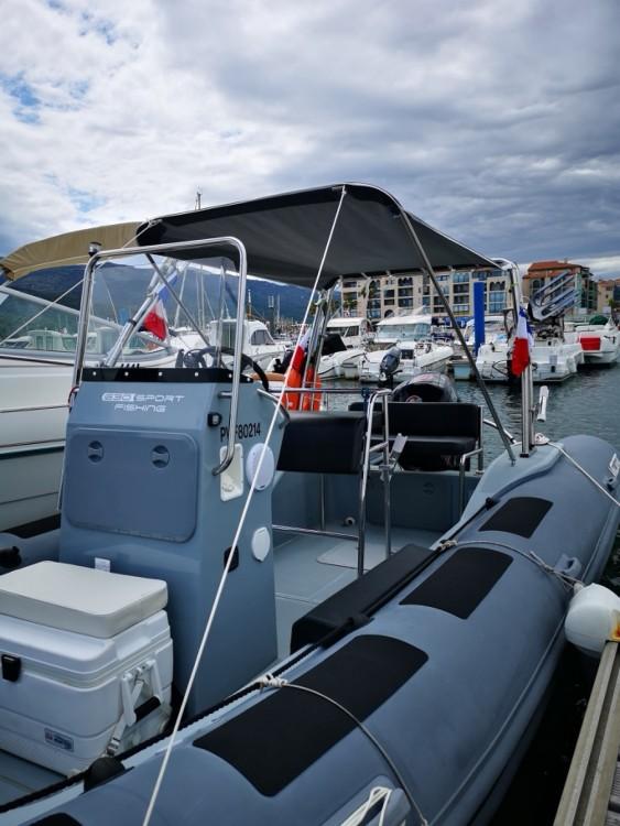 Boat rental Argelès-sur-Mer cheap Valiant 630 Sport Fishing