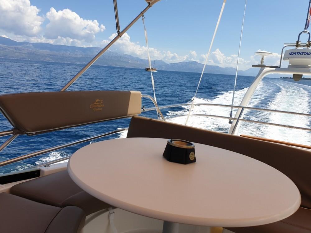 Rent a Jeanneau Prestige 46 Fly ACI Marina Split