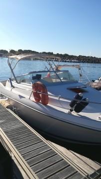 Location bateau Argelès-sur-Mer pas cher Leader 750