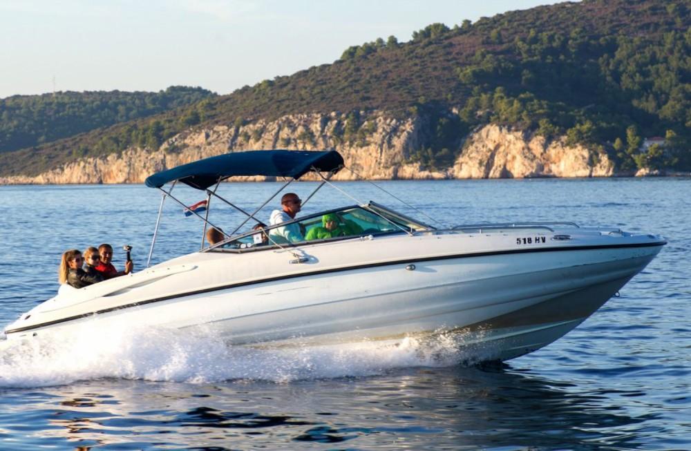 Verhuur Motorboot in Hvar - Crownline Crownline