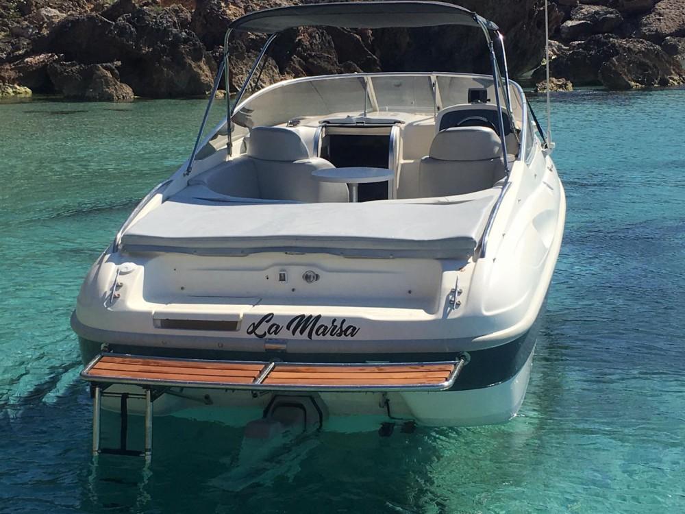 Huur Motorboot met of zonder schipper Cranchi in Club Naútico.