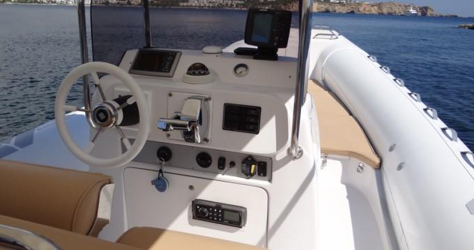 Louer Bateau à moteur avec ou sans skipper Sacs à Ibiza (Ville)