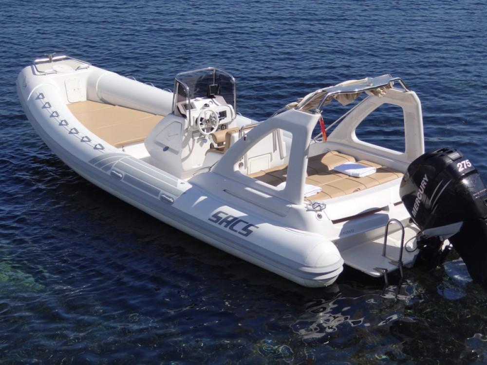 Jachthuur in Ibiza - Sacs Sacs S 25 Dream via SamBoat