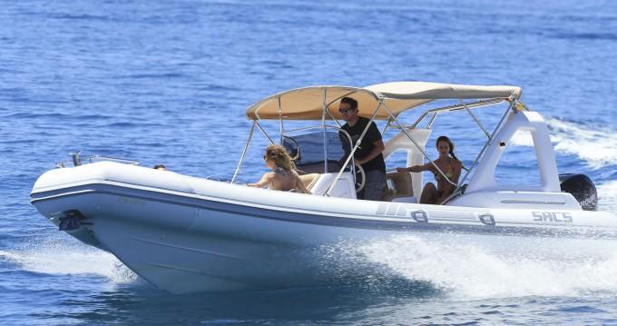 Location yacht à Ibiza (Ville) - Sacs Sacs S 25 Dream sur SamBoat