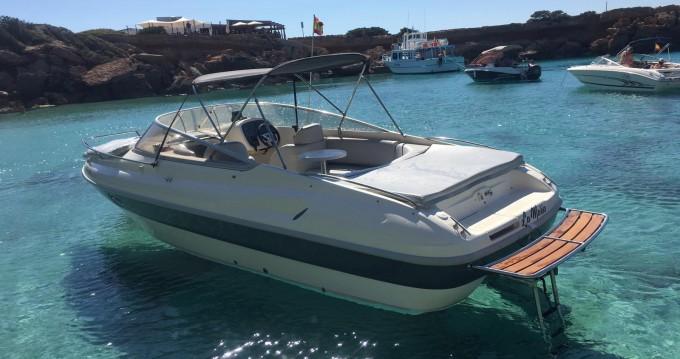 Location yacht à San Antonio Port - Cranchi Turchese 24 sur SamBoat