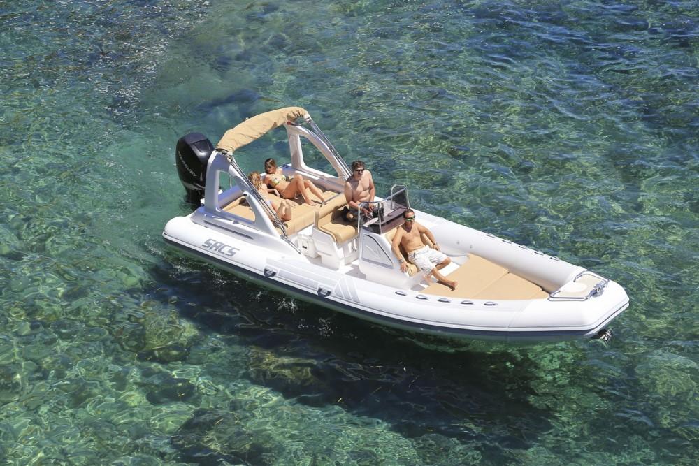 Bootverhuur Sacs Sacs S 25 Dream in Ibiza via SamBoat