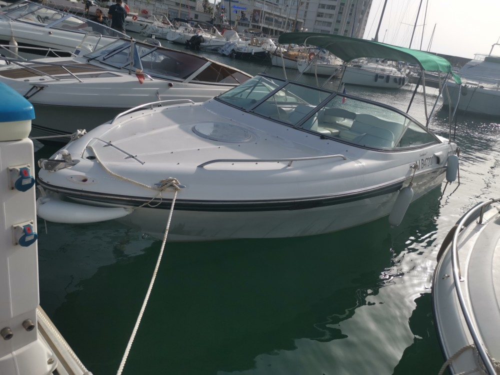 Boat rental Toulon cheap Sundowner 235