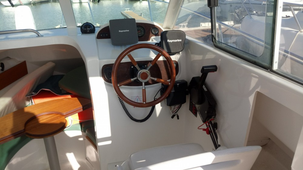 Jachthuur in Arcachon - Jeanneau Merry Fisher 625 HB via SamBoat