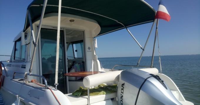 Location bateau Jeanneau Merry Fisher 625 HB à Arcachon sur Samboat