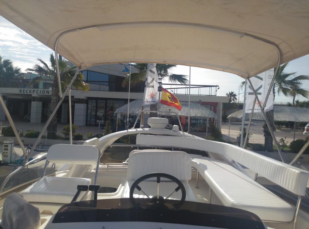 Boat rental Astondoa AS 40 FISHER in Torrevieja on Samboat