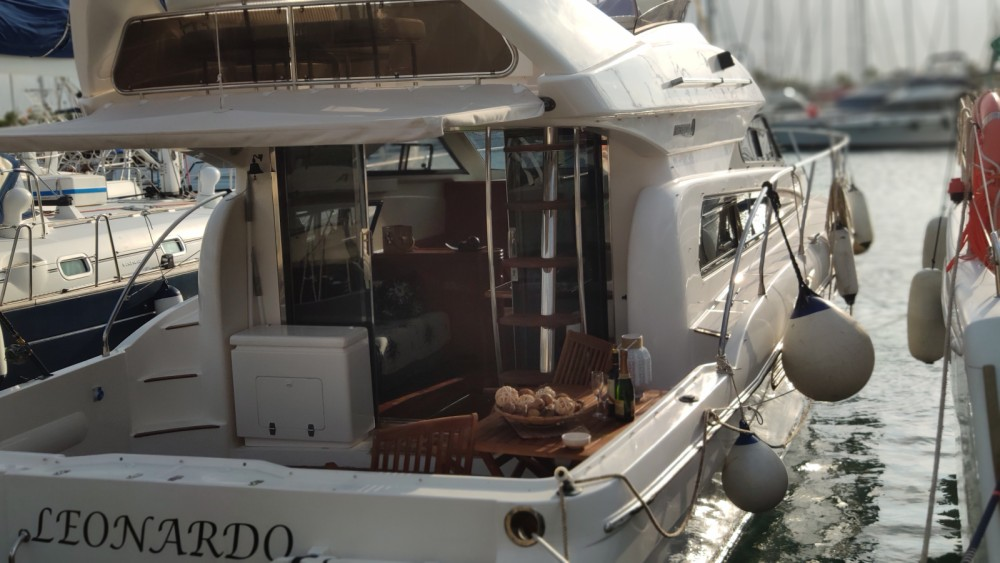 Hire Yacht with or without skipper Astondoa Torrevieja