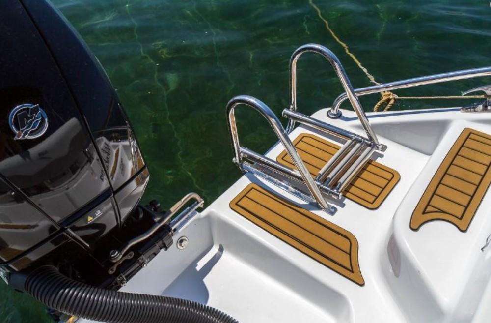 Location bateau Salmer Calipso Salmer Calipso 21 à Barbato sur Samboat