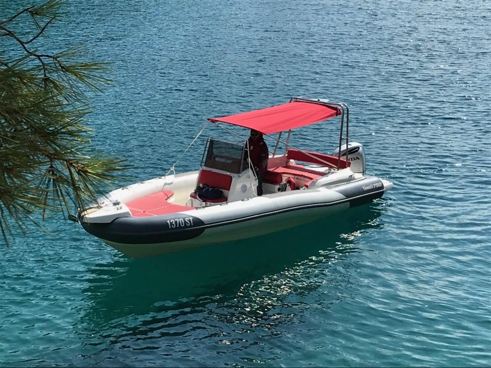 Marlin Boat Dynamic 790 te huur van particulier of professional in Split