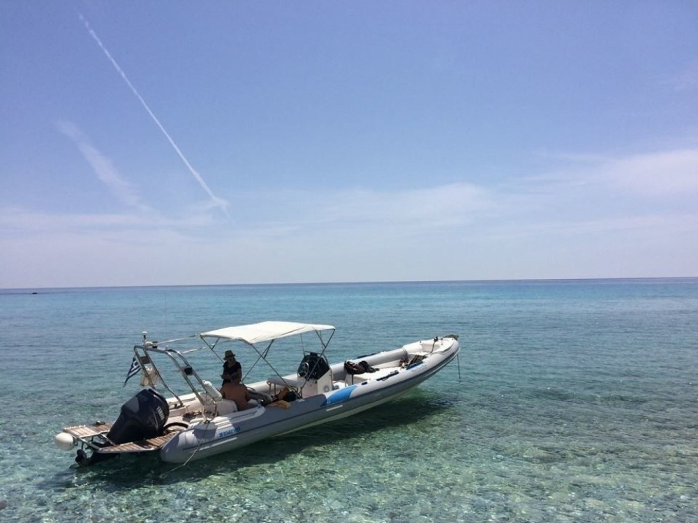 Location bateau Marvel 960 à La Canée sur Samboat