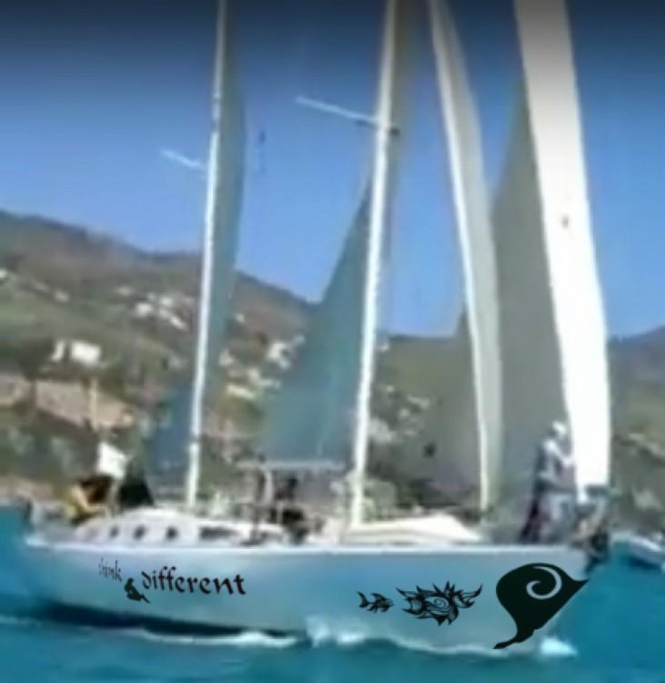 Bootverhuur Salerno goedkoop Beaufort 18