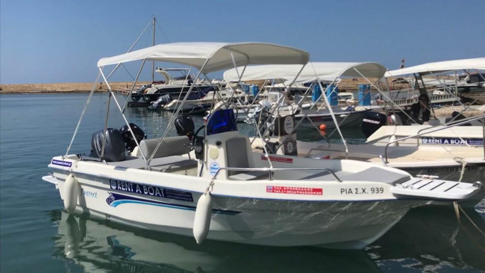 Location yacht à La Canée - Proteus 512 sur SamBoat