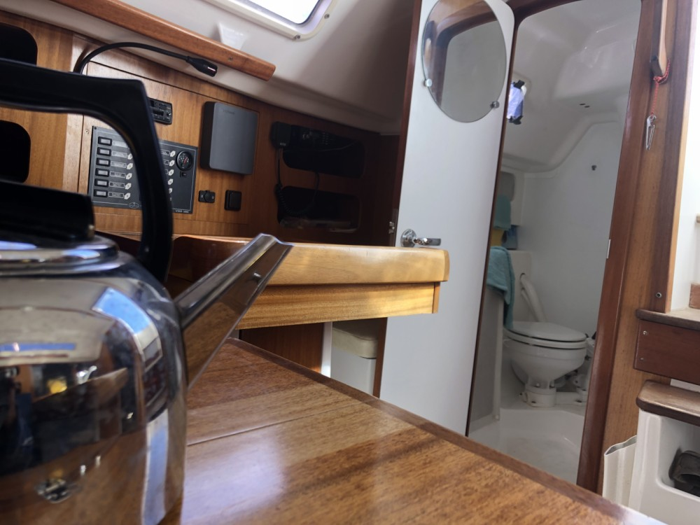 Location yacht à Antibes - Dufour Dufour 30 sur SamBoat
