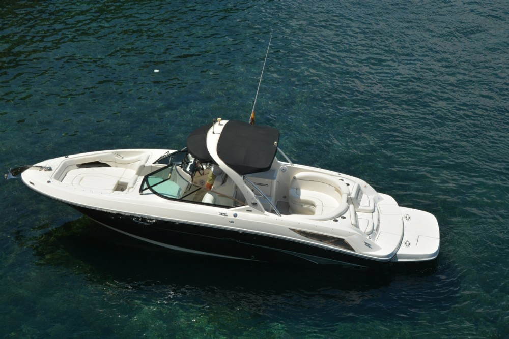 Bootverhuur Sea Ray Sea Ray 300 SLX in Balearen via SamBoat