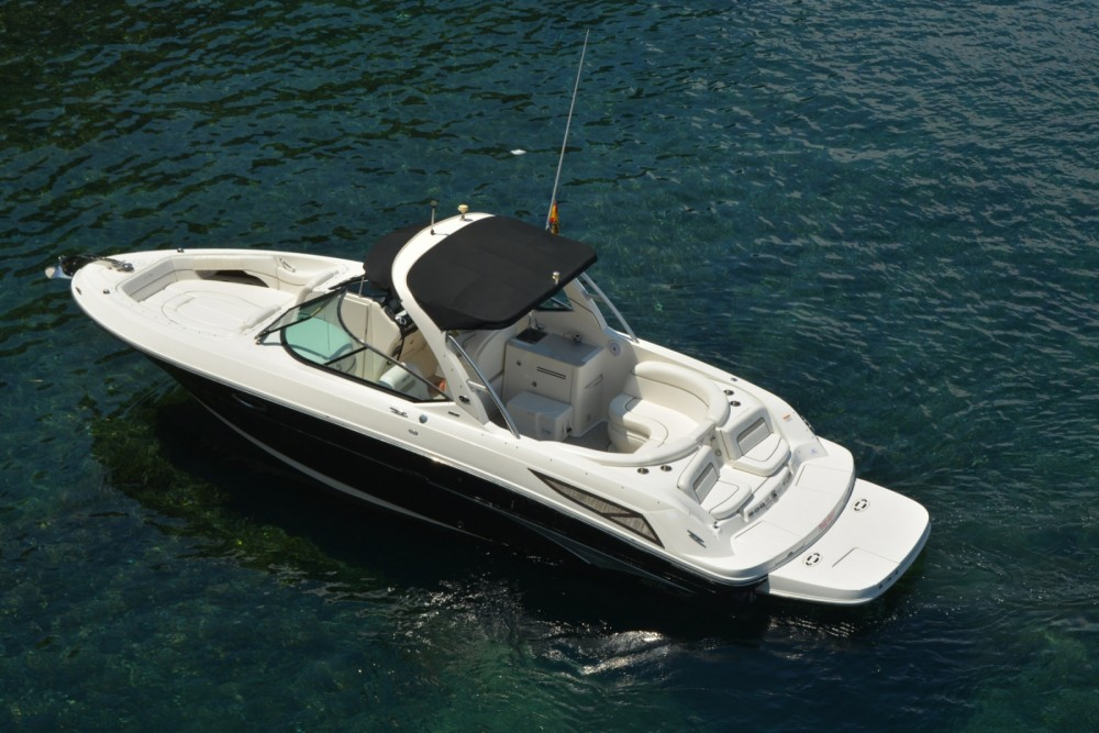 Sea Ray Sea Ray 300 SLX te huur van particulier of professional in Balearen