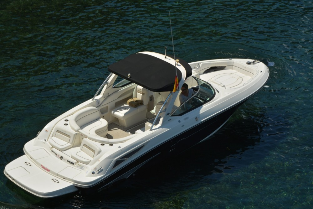 Jachthuur in Ibiza - Sea Ray Sea Ray 300 SLX via SamBoat