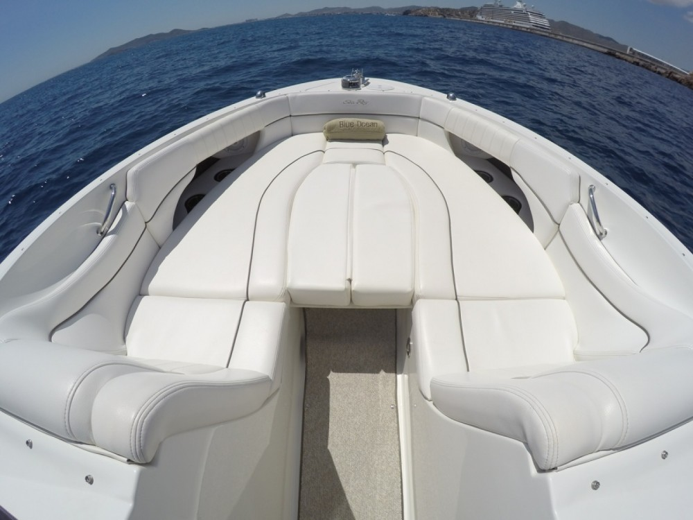 Bootverhuur Sea Ray Sea Ray 300 SLX in Ibiza via SamBoat