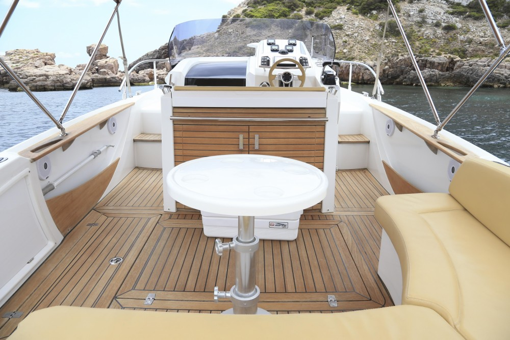 Jachthuur in Ibiza - Sessa Marine Kay Large 30 via SamBoat