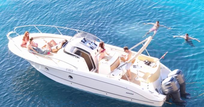 Sessa Marine Kay Large 30 entre particuliers et professionnel à Ibiza (Ville)
