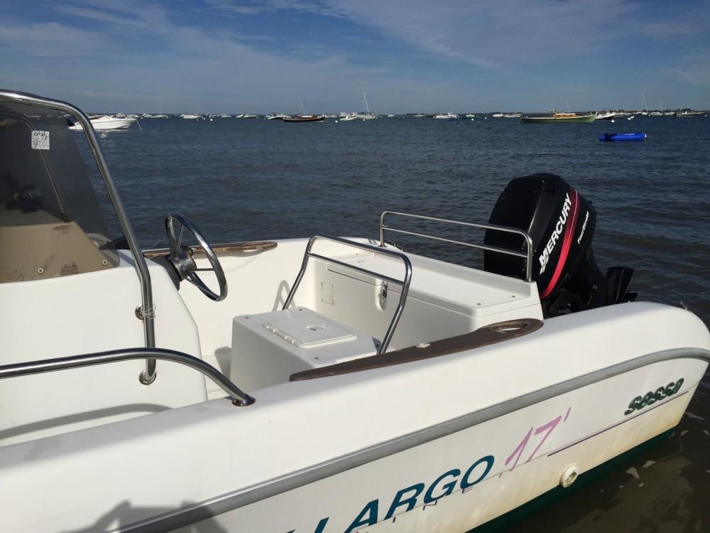 Louez un Sessa Marine Key Largo 17 à Lège-Cap-Ferret