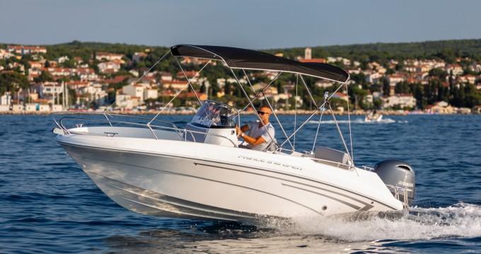 Louez un AM Yacht Prince 570 Open à Malinska-Dubašnica