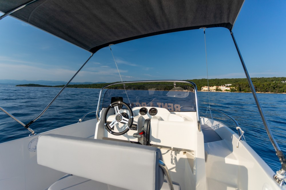 Motor boat for rent Malinska at the best price
