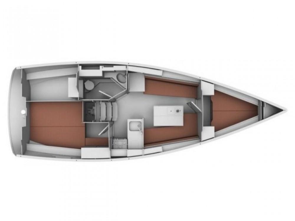 Bootverhuur Bavaria Bavaria 32 Cruiser in Caorle via SamBoat