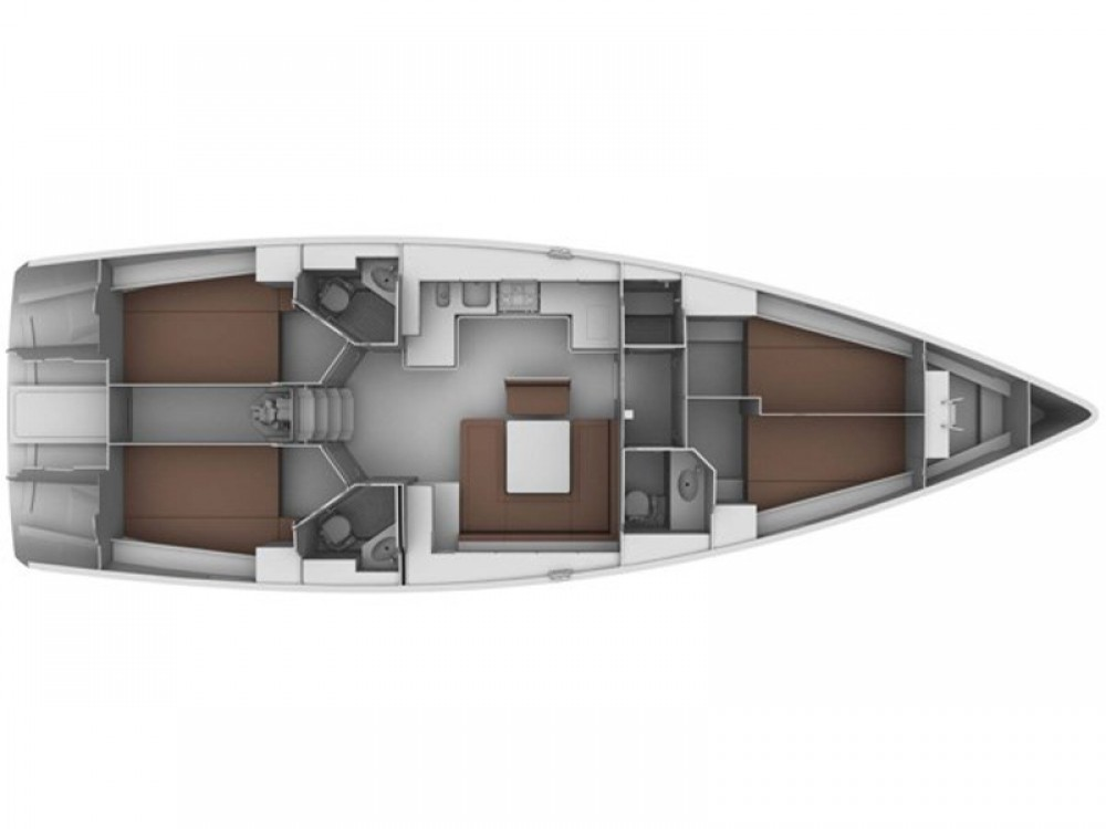 Huur een Bavaria Bavaria 45 Cruiser in Caorle