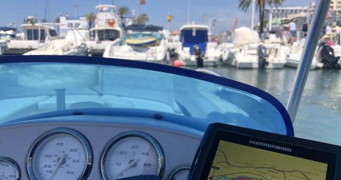 Location yacht à Marbella - Bayliner 6m sur SamBoat