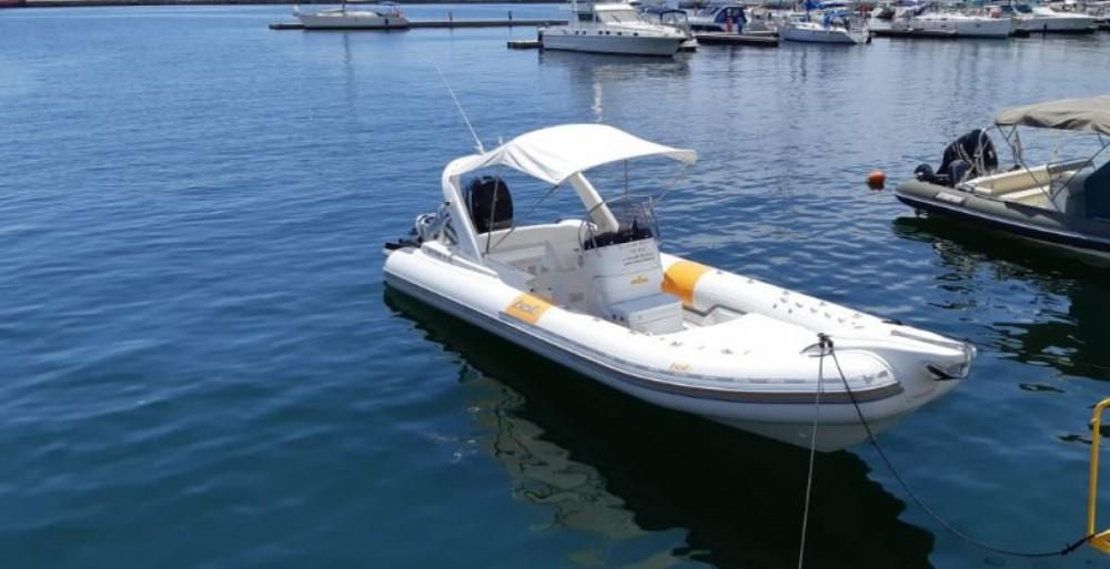 Rubberboot te huur in Ήπειρος - Δυτική Μακεδονία voor de beste prijs