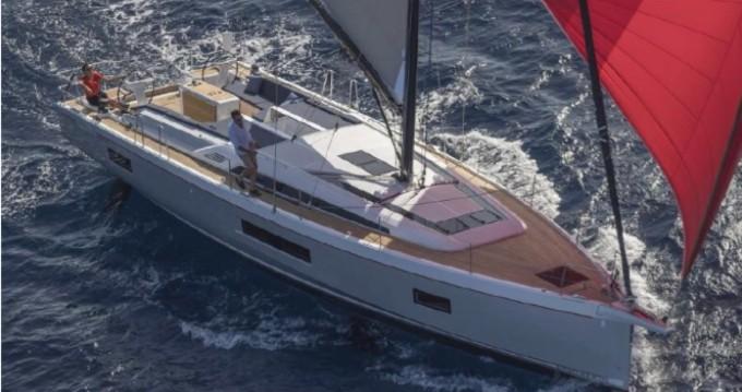 Location bateau Bénéteau Oceanis 51.1 à Capo d'Orlando sur Samboat