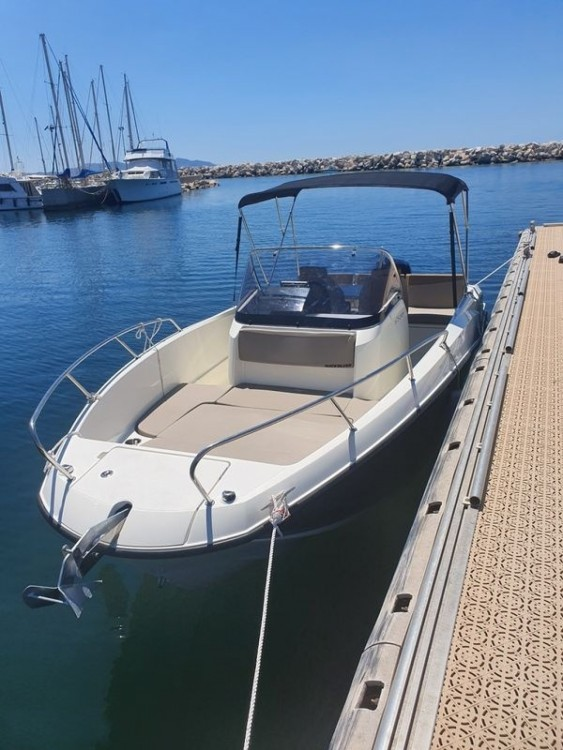 Rental yacht Marseille - Quicksilver Activ 675 Open Sport on SamBoat