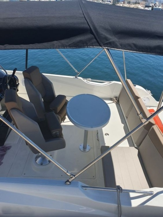 Boat rental Quicksilver Activ 675 Open Sport in Marseille on Samboat