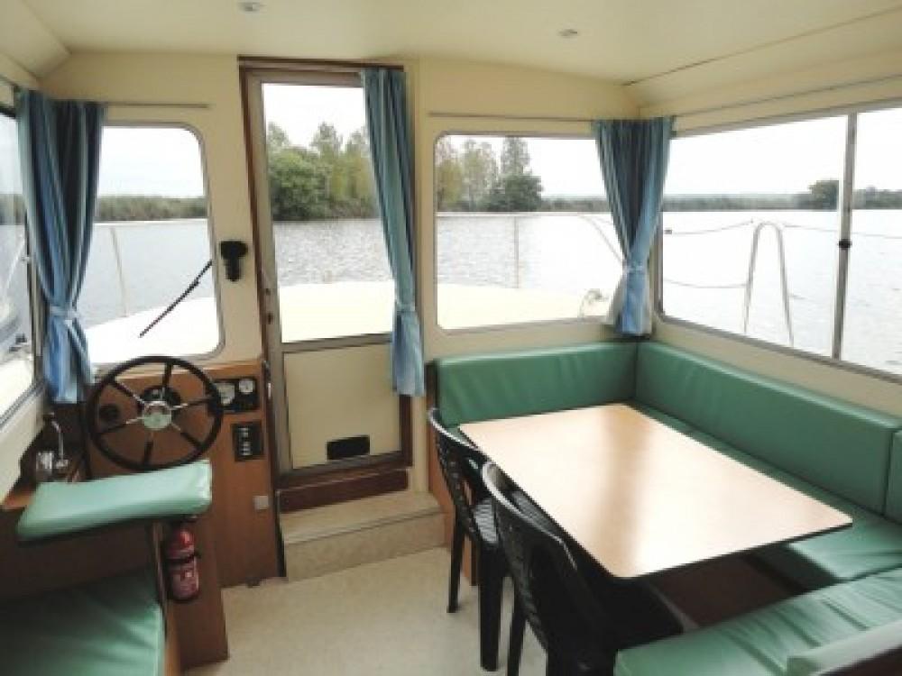 Verhuur Woonboot in Mauguio - Les Canalous Eau Claire 930 Fly