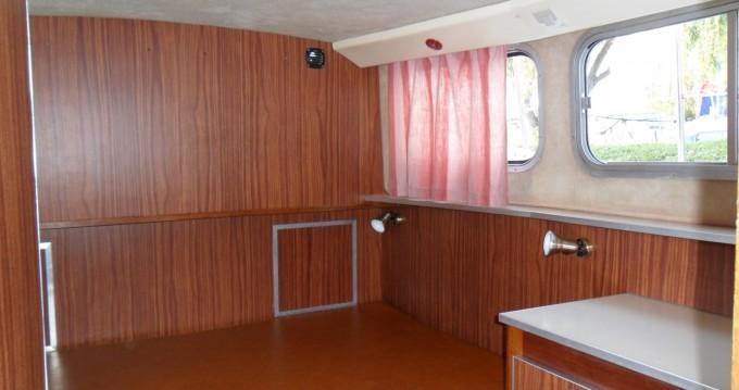 Location bateau Languimberg pas cher Pénichette 935 W