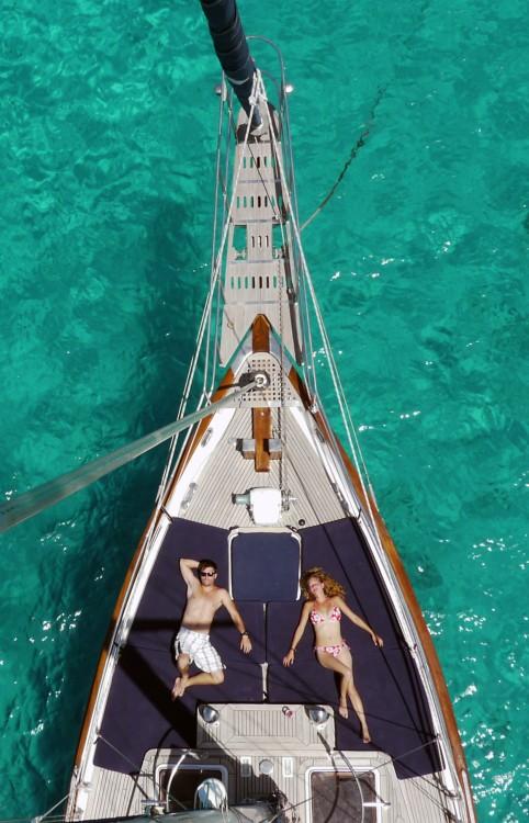 Location yacht à Santa Eulària des Riu - modern Sailing Ketch CT56 sur SamBoat