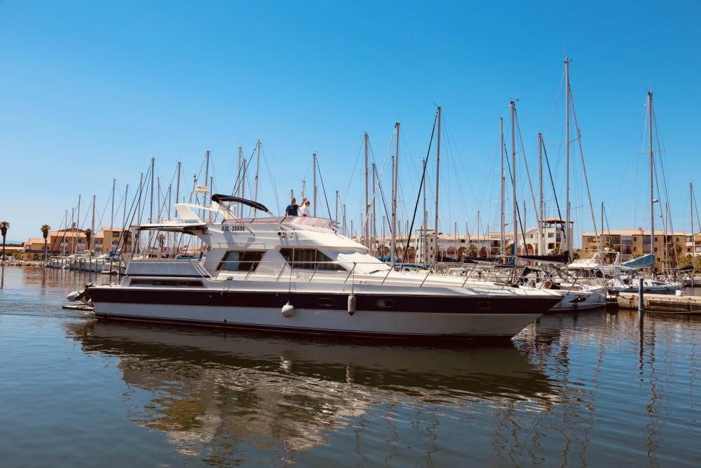 Verhuur Jacht in Sète - vitech marine vitech65