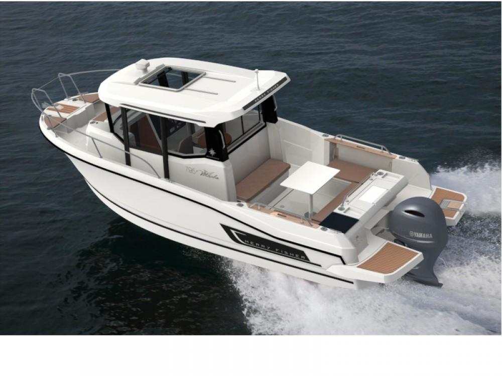 Motorboot te huur in Marina Kornati voor de beste prijs