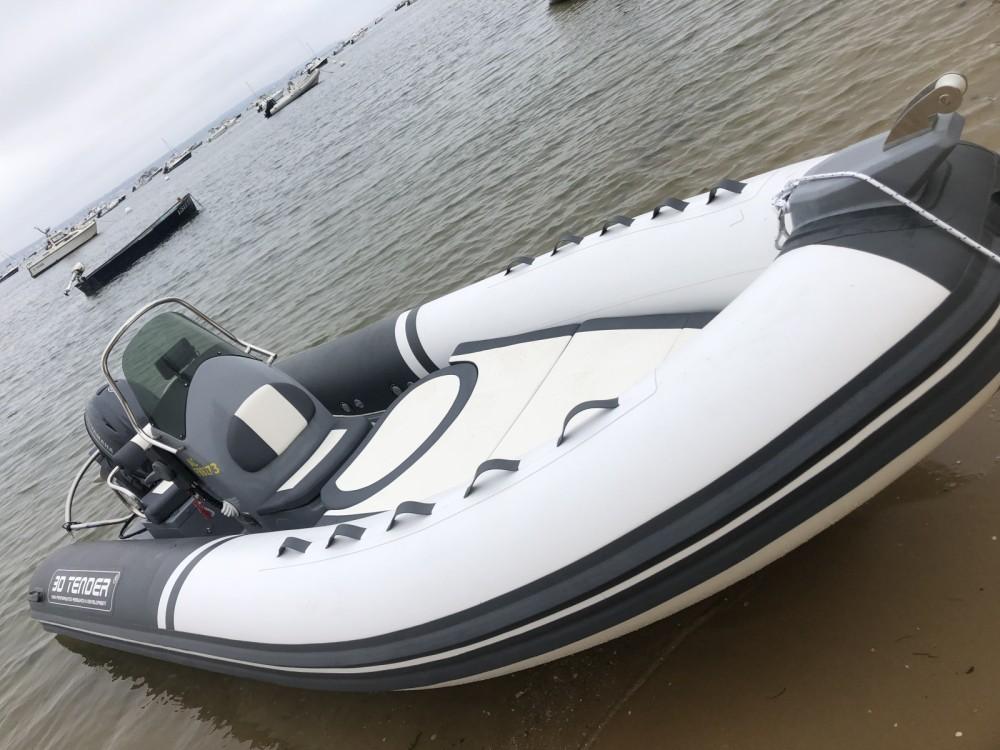 Boat rental Lège-Cap-Ferret cheap Lux 550