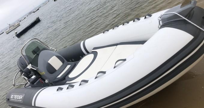 Location yacht à Le Canon - 3D Tender Lux 550 sur SamBoat