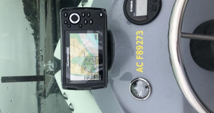 Location Semi-rigide à Le Canon - 3D Tender Lux 550
