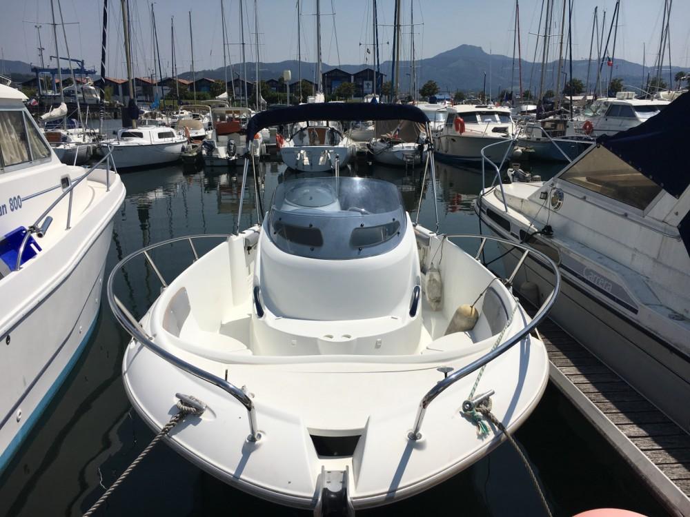 Location yacht à Hendaye - Bénéteau Open sur SamBoat