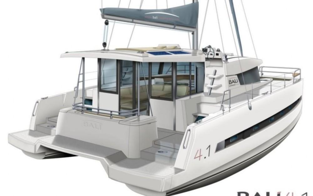 Huur een Bali Catamarans Bali 4.1 Owner Version in Baie Sainte Anne