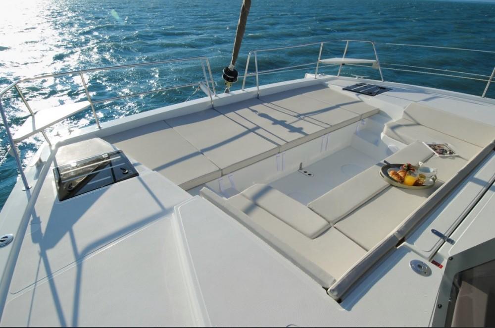 Verhuur Catamaran in Baie Sainte Anne - Bali Catamarans Bali 4.1 Owner Version