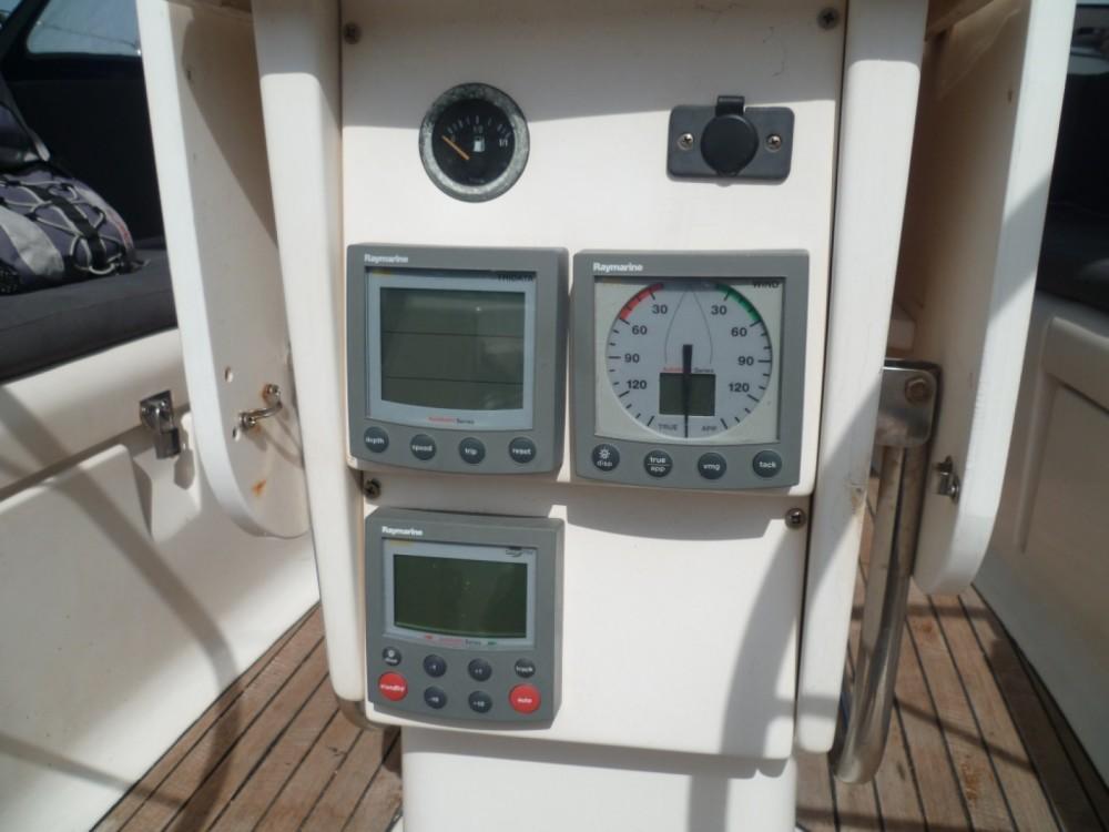 Verhuur Zeilboot in Agde - Bavaria Bavaria 44