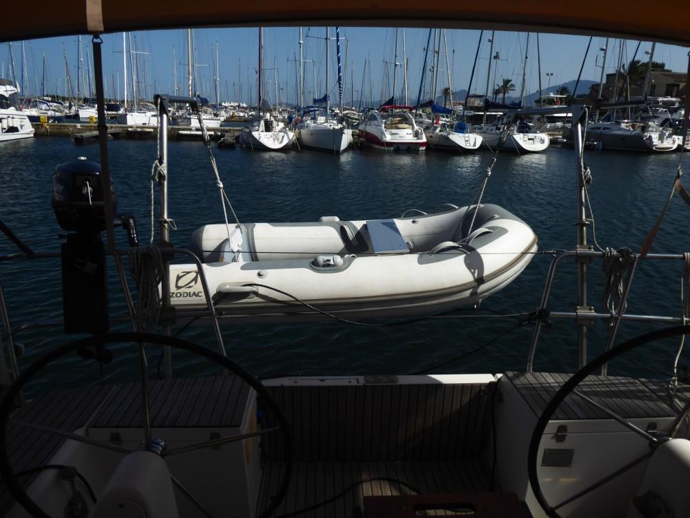 Dufour Dufour 405 Grand Large entre particuliers et professionnel à Saint-Cyprien